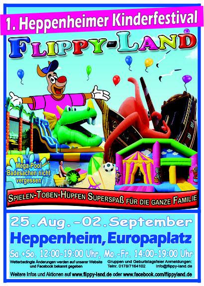 Hüpfburgen Heppenheim