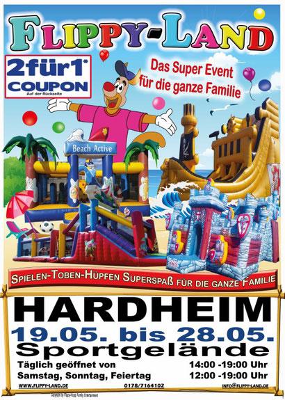 Hüpfburg Hardheim