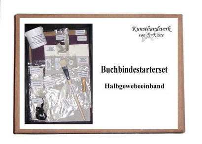 anleitung buchbinden unsthandwerk von der k ste. Black Bedroom Furniture Sets. Home Design Ideas