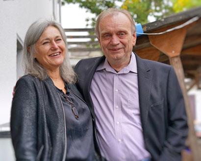 Firmeninhaber: Michaela und Helmut Schneider