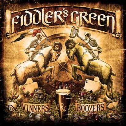 """""""Winners & Boozers"""" von Fiddler's Green"""