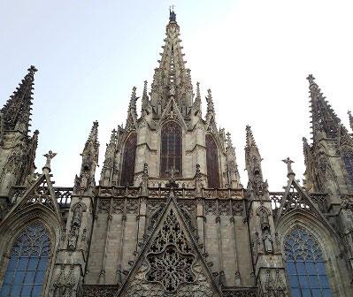 Кафедральный собор Барселоны - интересные факты