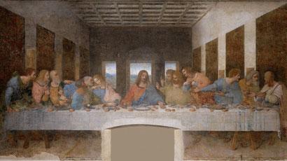 Тайная Вечеря Леонардо да Винчи - интересные факты