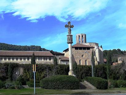 Монастырь Педралбес в Барселоне
