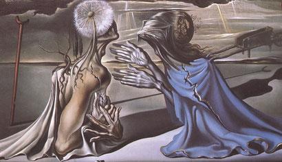 Тристан и Изольда (1944) - Сальвадор Дали