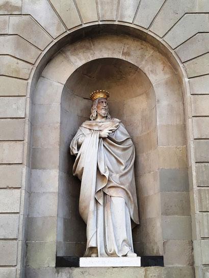 Памятники и скульптуры Барселоны - Хайме Первый Завоеватель