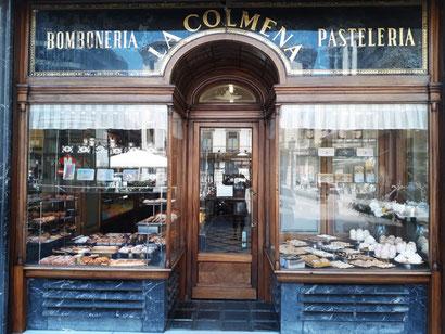 La Colmena - старейшая кондитерская Барселоны