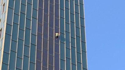 Человек-паук в Барселоне