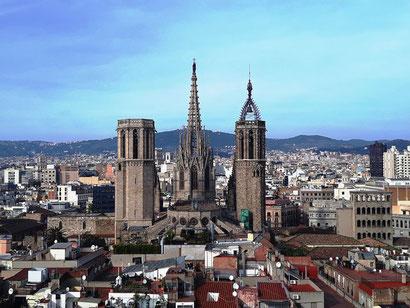 Самые красивые и интересные церкви Барселоны