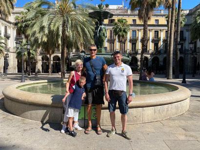 Туризм в Испании. Первая экскурсия после карантина