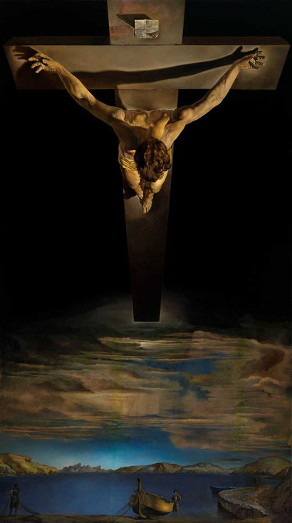 Christ of Saint John of the Cross