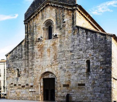 Бесалу - Каталония. Что посмотреть в Бесалу