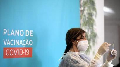 Смерть после вакцинации - странный случай португальской медсестры