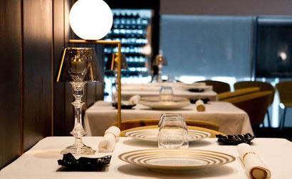 Caelis - рестораны Барселоны со звездой Michelin