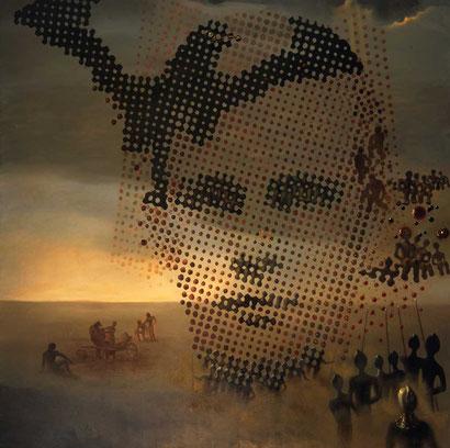 Портрет моего покойного брата - Сальвадор Дали