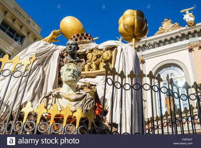 Памятник Франсеску Пужольсу