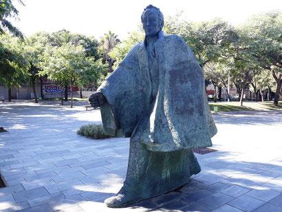 Симон Боливар - памятники и скульптуры Барселоны