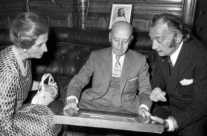 Сальвадор Дали и диктатор Франко в дневниках Рейнольдса Морза. Гид в Барселоне, экскурсии в Барселоне