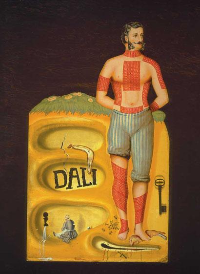 Сюрреалистический плакат - Сальвадор Дали