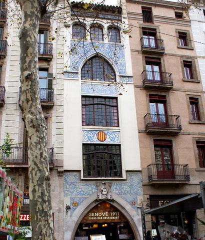 Дом доктора Женове - шедевры Барселонского модерна