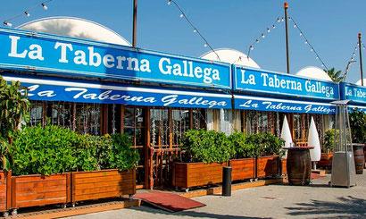 Отличные рестораны с рыбой и моредпродуктами в Барселоне