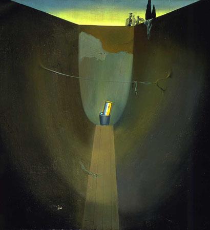 Суэц - Сальвадор Дали (1933)