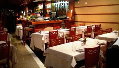 Лучшие рестораны морепродуктов в Барселоне