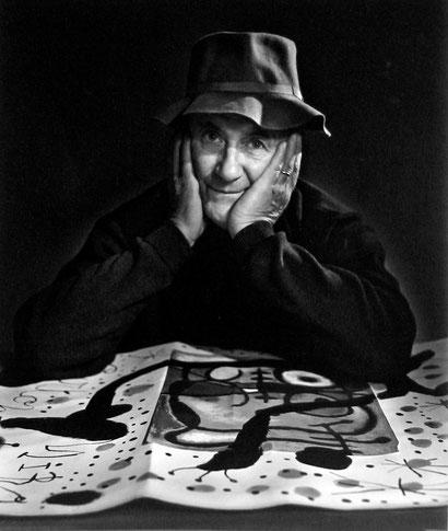 Самые известные картины Жоана Миро