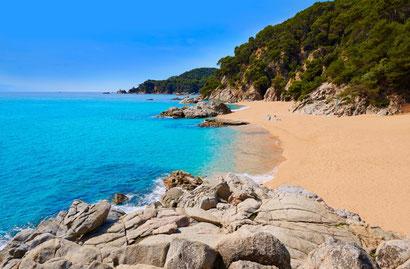 Коста Брава - лучшие пляжи Европы