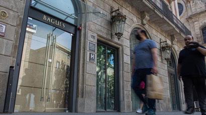 В Барселоне продолжается закрытие отелей