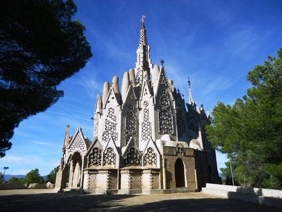 Святилище Девы Монсерратской в Монферри (Таррагона)