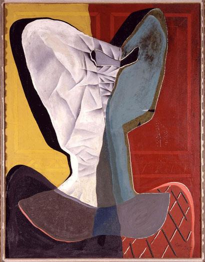 Арлекин - Сальвадор Дали (1926)