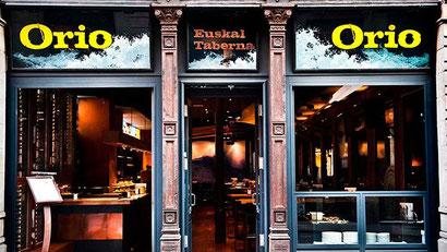 Ресторан Orio BCN Gòtic - баскская кухня и отличные тапас в центре Барселоны