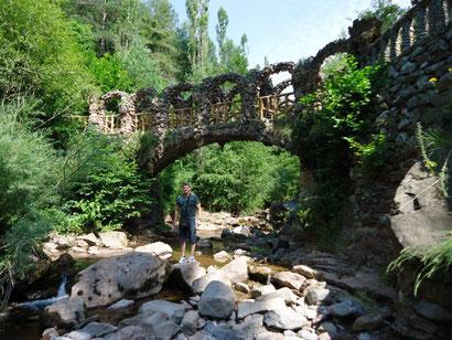 Сады Артигас - малоизвестные работы Гауди