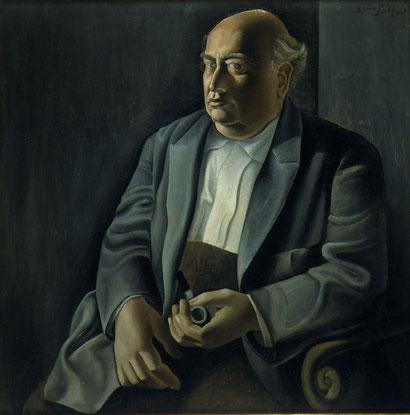 Портрет моего отца 91925) - Сальвадор Дали