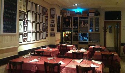 Ресторан Piazze d'Italia - итальянская кухня в Барселоне