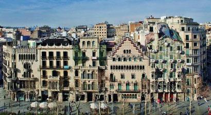 Квартал Раздора в Барселоне