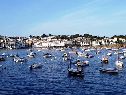 Четыре самых красивых города на побережь Испании
