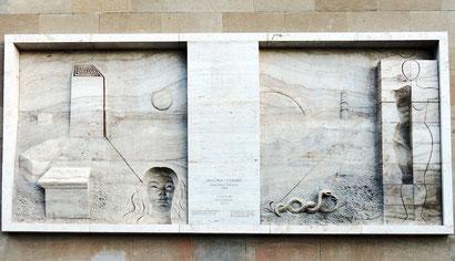 Ариадна и Гермес - скульптуры Монсеррат