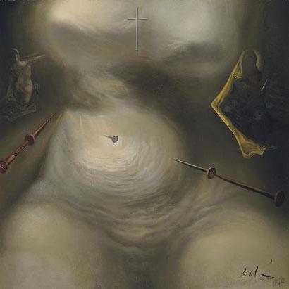 Жизнь Марии Магдалины - Сальвадор Дали (1960)