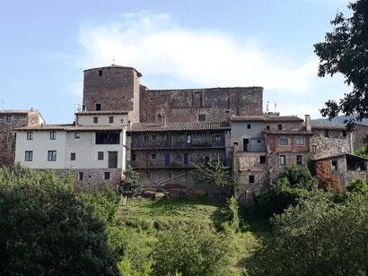 Санта Пау - средневековые городки Каталонии