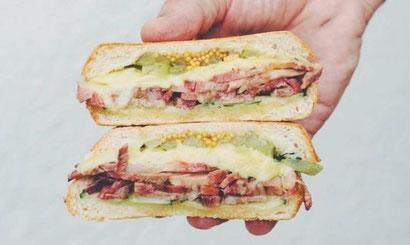 Лучшие авторские бутерброды делают в Сабаделе (Барселона)