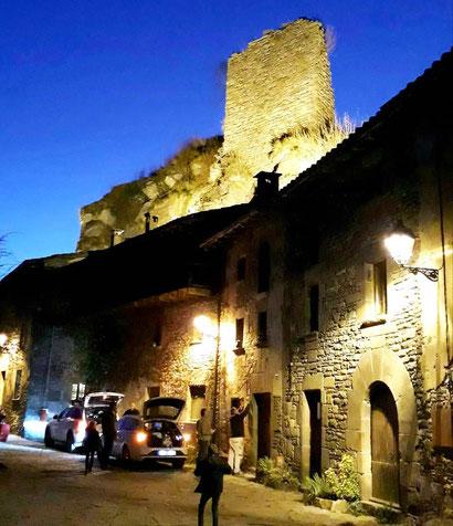 Замок Рупит - экскурсии из Барселоны