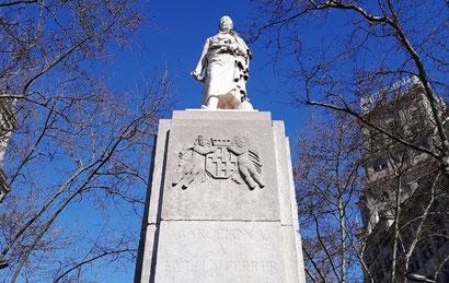 Жоан Гуэль и Феррер - памятники и скульптуры Барселоны