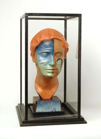 Сальвадор Дали - Портрет Джоеллы (1933-34)