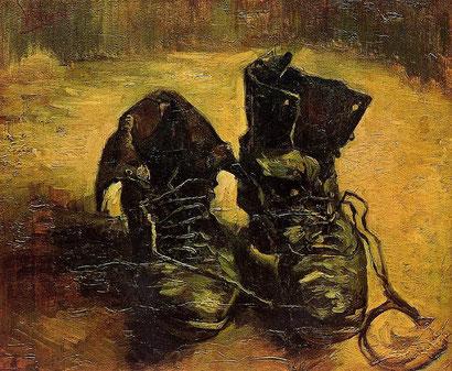 Башмаки - Винсент Ван Гог