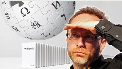 Jimmy Wales - Quelle: Collage SRF