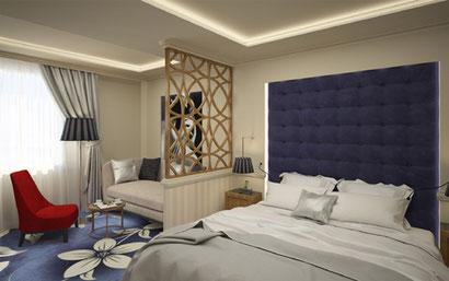 Grand Hotel Slavija Baska Voda preiswert buchen ohne Stornogebühr Bezahlung Rezeption