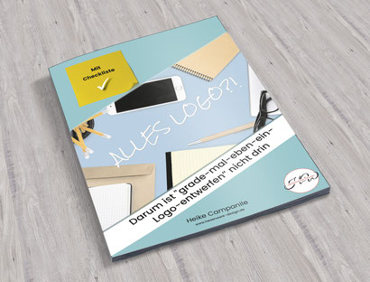Ebook Workbook Logodesign