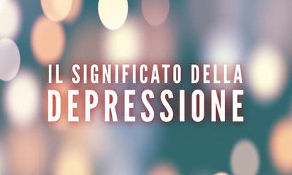 curare la depressione